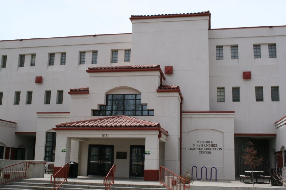 NMHU Victoria D. de Sanchez Teacher Education Center