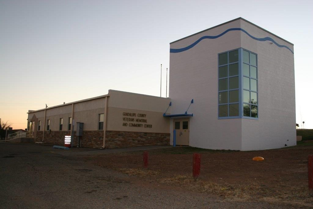 Guadalupe County Veterans Memorial and Community Center