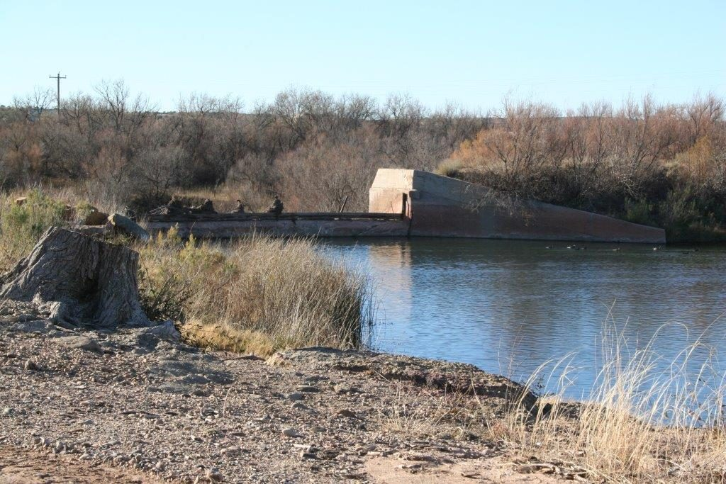 James Wallace Memorial Park Power Dam - Need to be Replaced - Santa Rosa